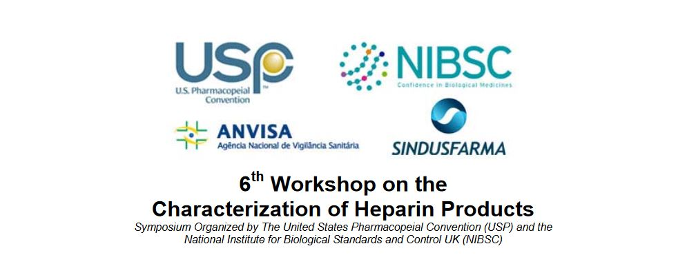 6th Workshop on the Characterization of Heparin Products